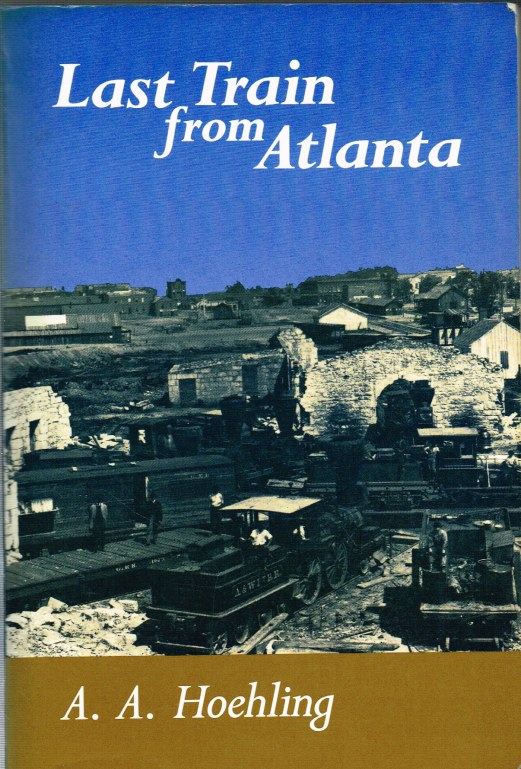 Image for LAST TRAIN FROM ATLANTA