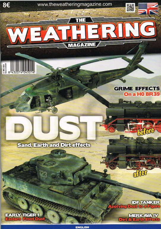 Image for THE WEATHERING MAGAZINE ISSUE 2: DUST