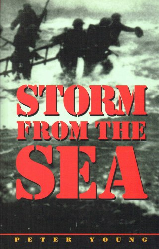 Image for STORM FROM THE SEA