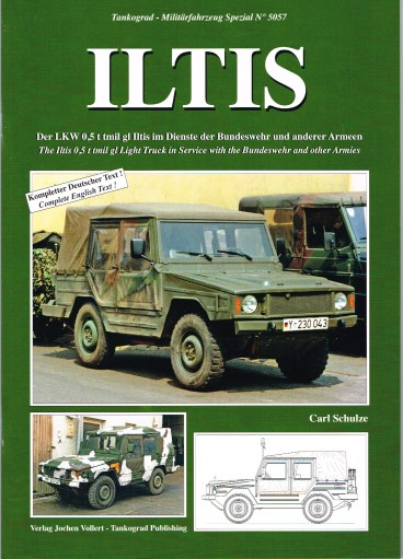 Image for ILTIS: THE ILTIS LIGHT TRUCK IN SERVICE WITH THE BUNDESWEHR AND OTHER ARMIES