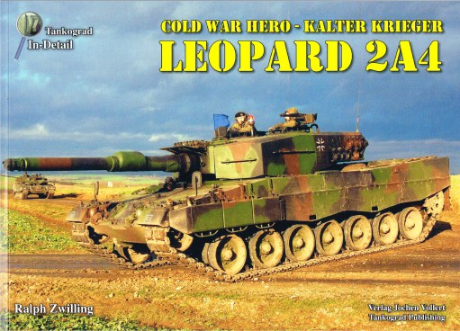 Image for LEOPARD 2A4 COLD WAR HERO