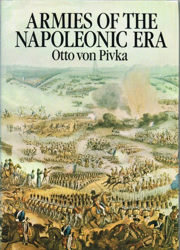 Image for ARMIES OF THE NAPOLEONIC ERA