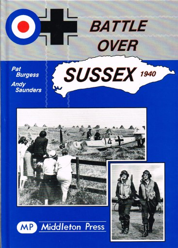 Image for BATTLE OVER SUSSEX, 1940