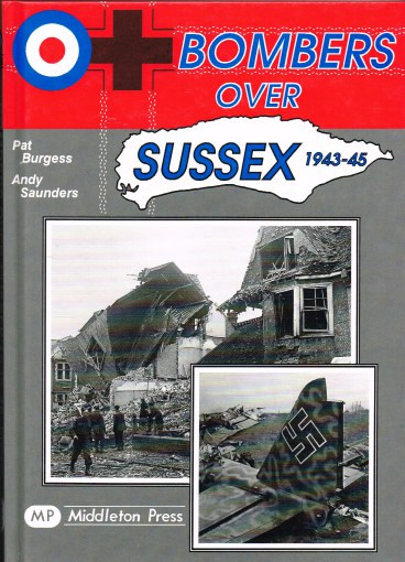 Image for BOMBERS OVER SUSSEX, 1943-45