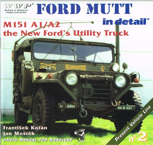 Image for PRESENT VEHICLE LINE NO.2: FORD MUTT IN DETAIL