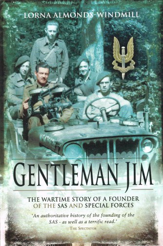 Image for GENTLEMAN JIM: THE WARTIME STORY OF A FOUNDER OF THE SAS AND SPECIAL FORCES