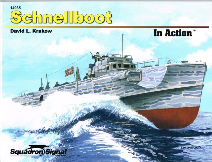Image for SCHNELLBOOT IN ACTION