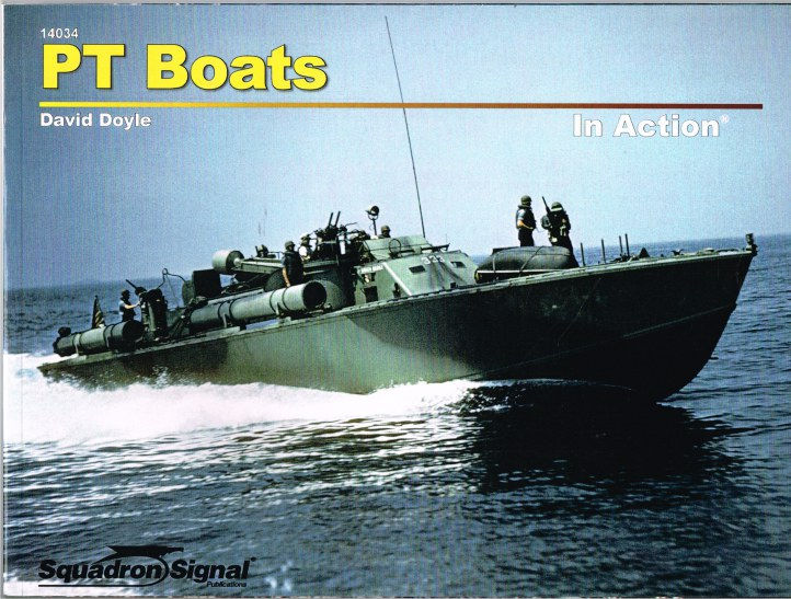 Image for PT BOATS IN ACTION