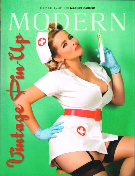 Image for MODERN VINTAGE PIN-UP : THE PHOTOGRAPHY OF MARILEE CARUSO