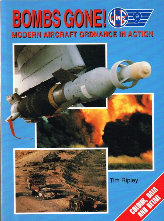 Image for BOMBS GONE! MODERN AIRCRAFT ORDNANCE IN ACTION