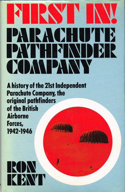 Image for FIRST IN! PARACHUTE PATHFINDER COMPANY