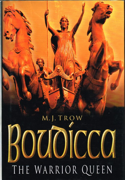 Image for BOUDICCA THE WARRIOR QUEEN