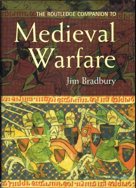 Image for THE ROUTLEDGE COMPANION TO MEDIEVAL WARFARE