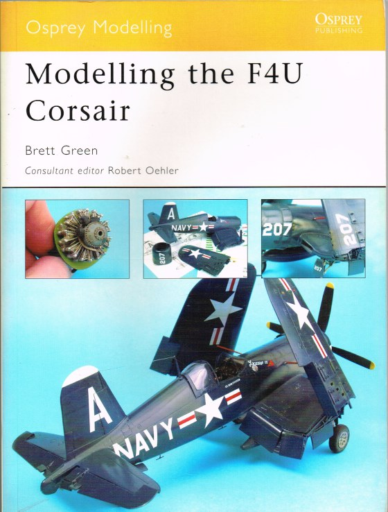 Image for OSPREY MODELLING 24: MODELLING THE F4U CORSAIR