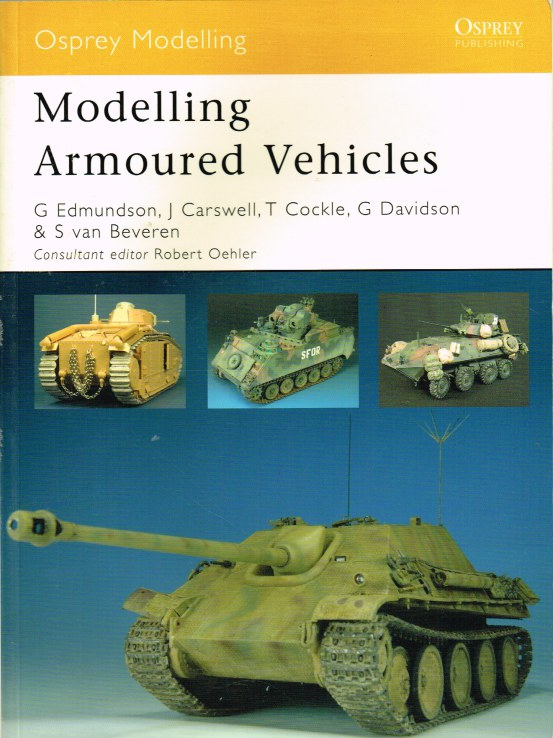 Image for OSPREY MODELLING 43: MODELLING ARMOURED VEHICLES
