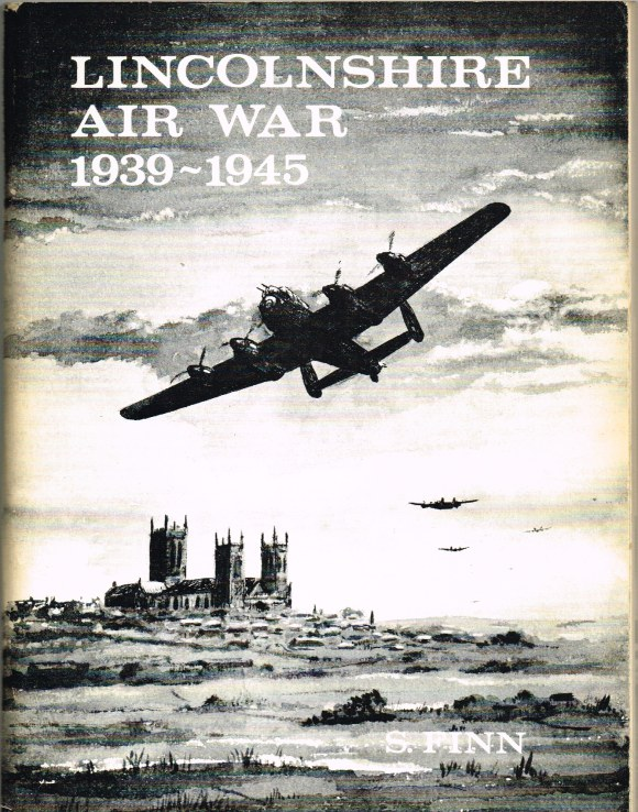 Image for LINCOLNSHIRE AIR WAR 1939-1945