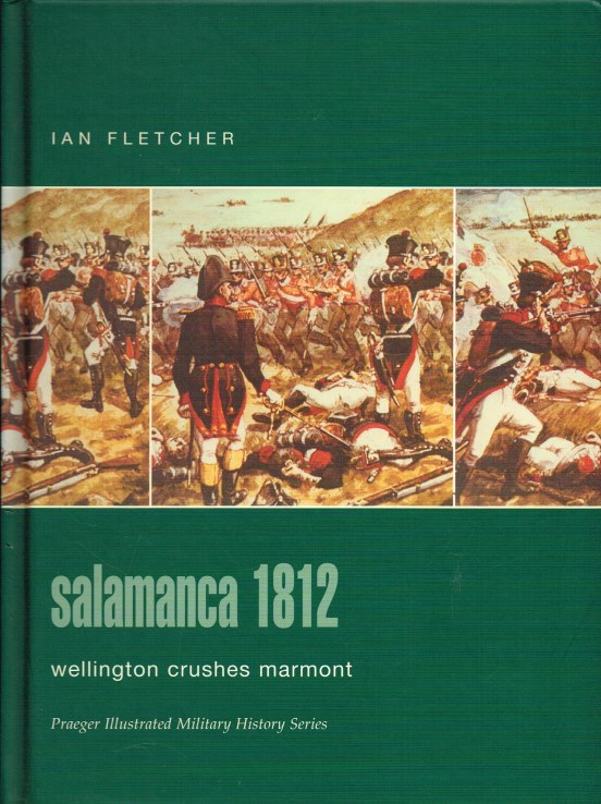 Image for SALAMANCA 1812: WELLINGTON CRUSHES MARMONT