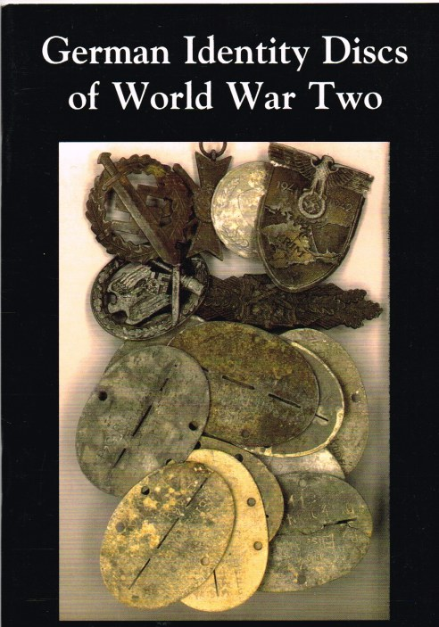 Image for GERMAN IDENTITY DISCS OF WORLD WAR TWO