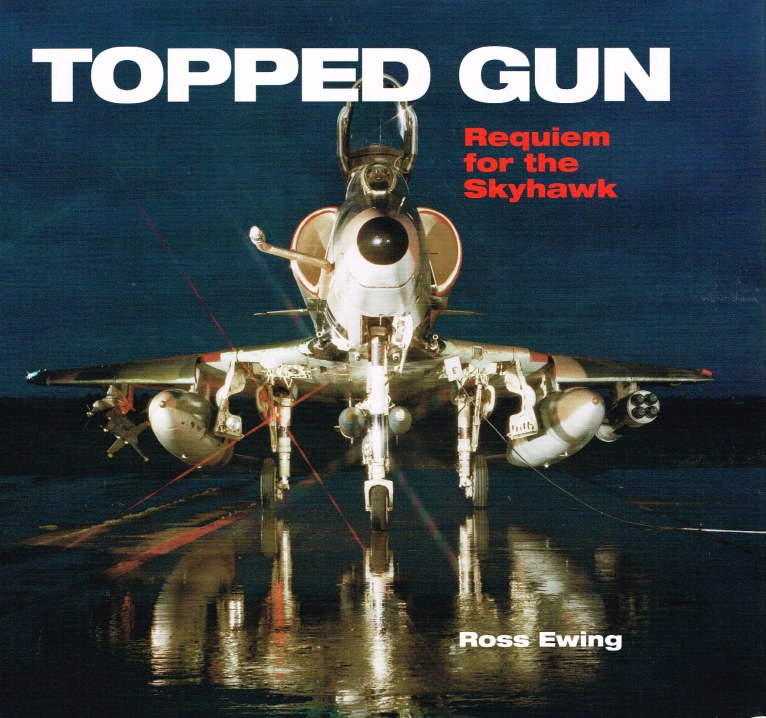 Image for TOPPED GUN: REQUIEM FOR THE SKYHAWK