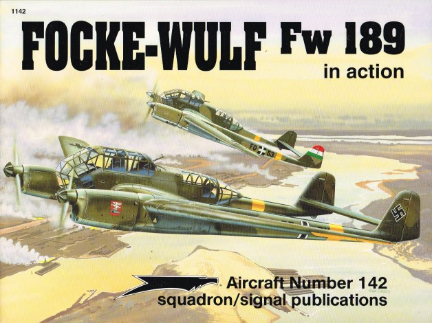 Image for FOCKE-WULF FW 189 IN ACTION