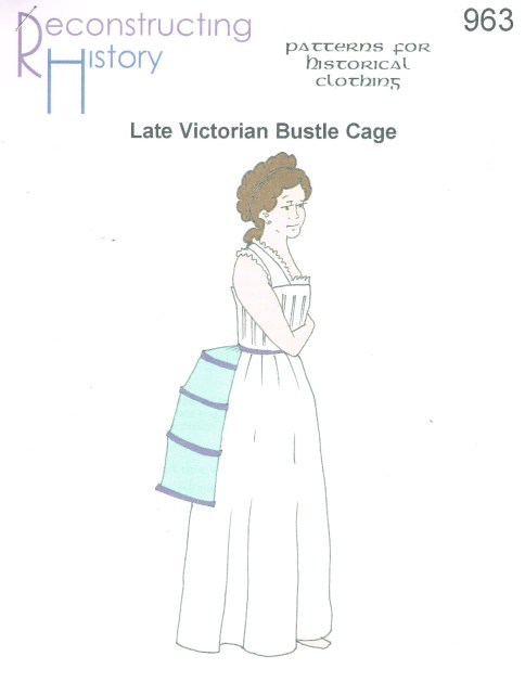 Image for RH963: LATE VICTORIAN BUSTLE CAGE