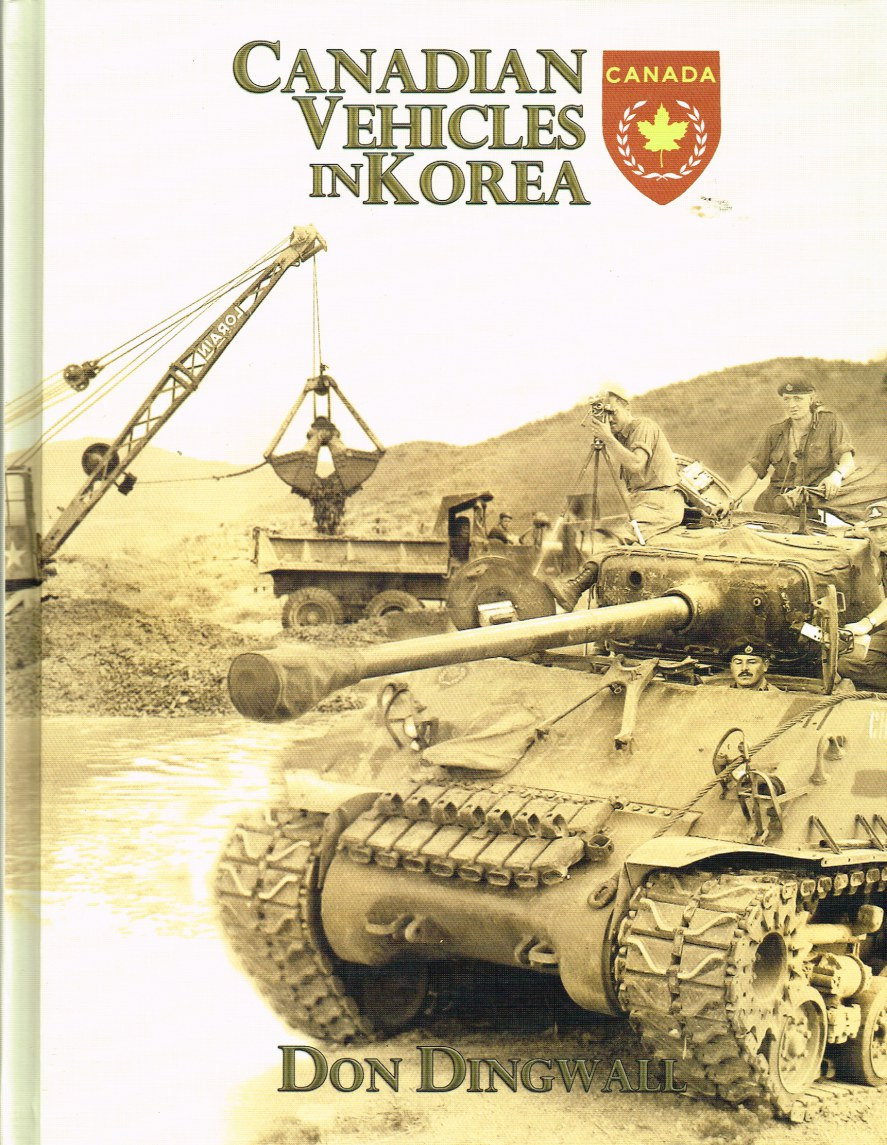Image for CANADIAN VEHICLES IN KOREA
