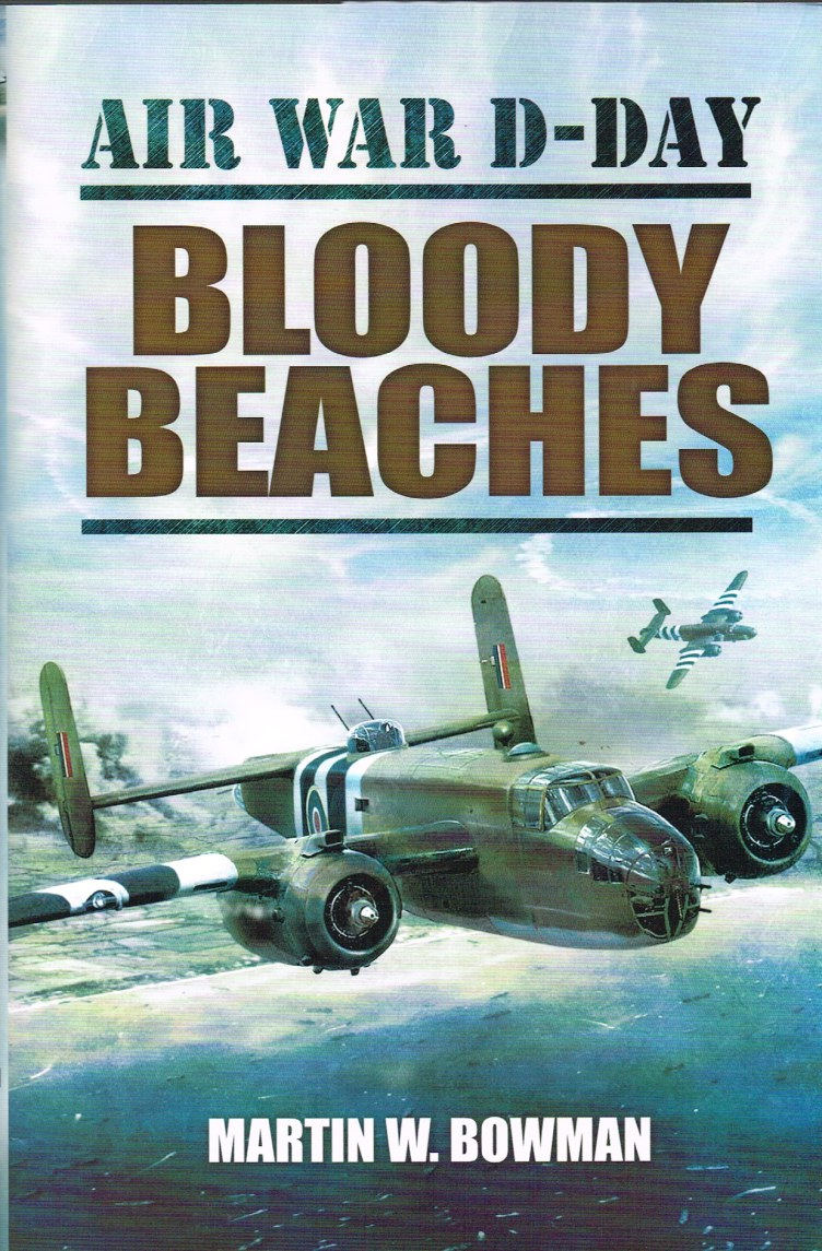 Image for AIR WAR D-DAY VOLUME 4 : BLOODY BEACHES