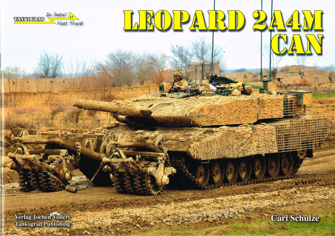 Image for IN DETAIL FAST TRACK 17: LEOPARD 2A4M CAN