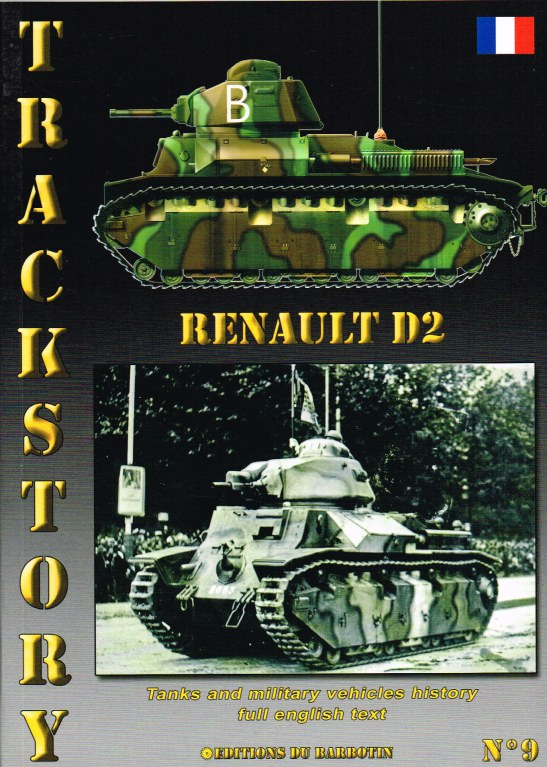 Image for TRACKSTORY NO.9: RENAULT D2