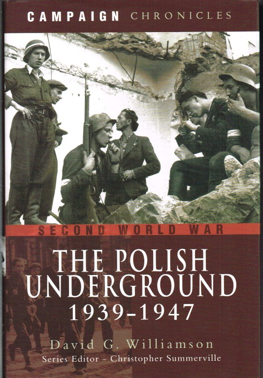 Image for THE POLISH UNDERGROUND 1939-1947