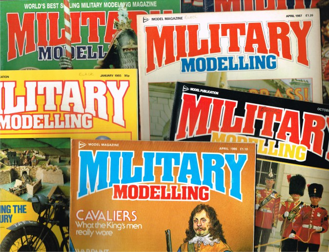 Image for MILITARY MODELLING: MAGAZINE (BACK ISSUES IN STOCK)