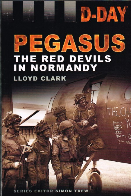 Image for PEGASUS: THE RED DEVILS IN NORMANDY