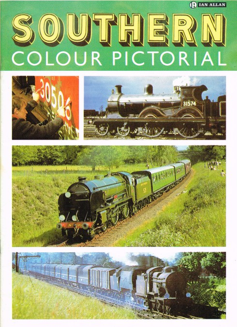 Image for SOUTHERN COLOUR PICTORIAL