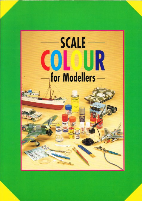Image for SCALE COLOUR FOR MODELLERS