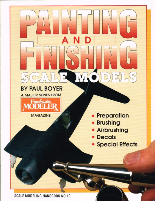 Image for PAINTING AND FINISHING SCALE MODELS