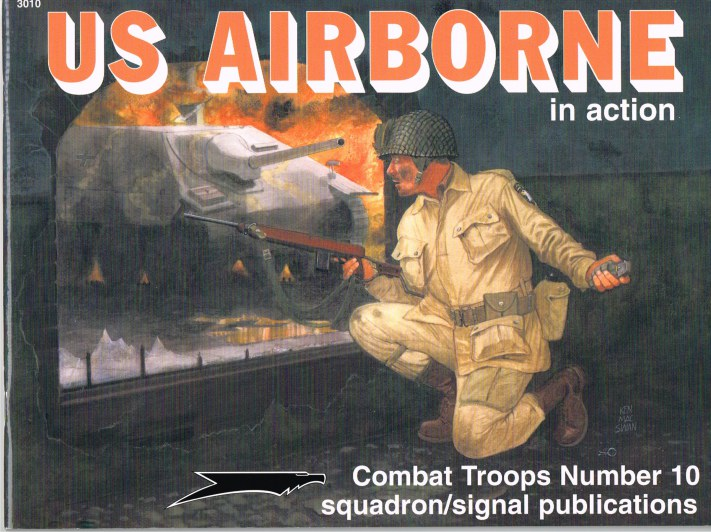 Image for US AIRBORNE IN ACTION
