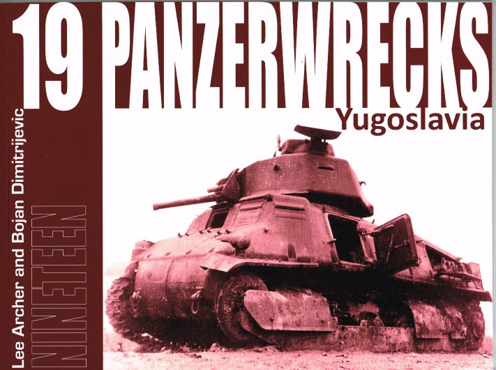 Image for PANZERWRECKS 19: YUGOSLAVIA