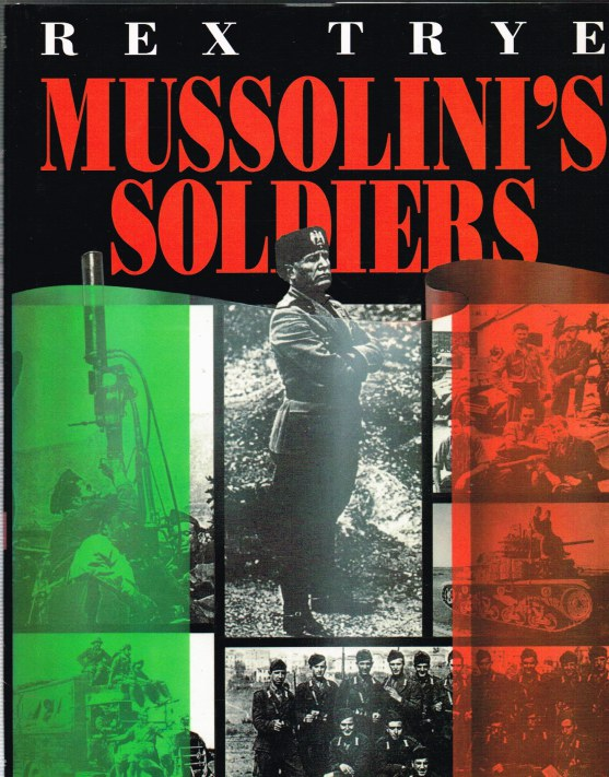 Image for MUSSOLINI'S SOLDIERS
