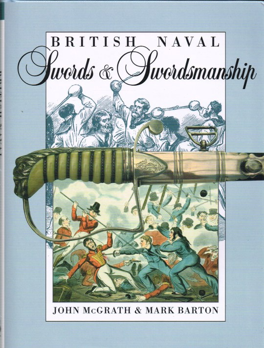 Image for BRITISH NAVAL SWORDS & SWORDSMANSHIP