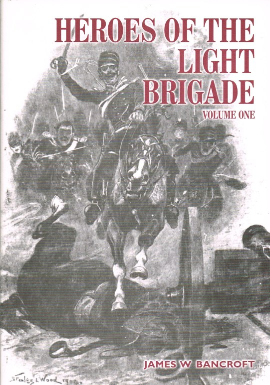 Image for HEROES OF THE LIGHT BRIGADE: VOLUME ONE