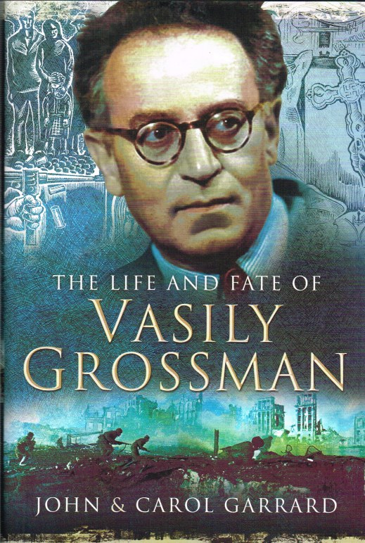 Image for THE LIFE AND FATE OF VASILY GROSSMAN