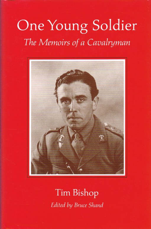 Image for ONE YOUNG SOLDIER: THE MEMOIRS OF A CAVALRYMAN