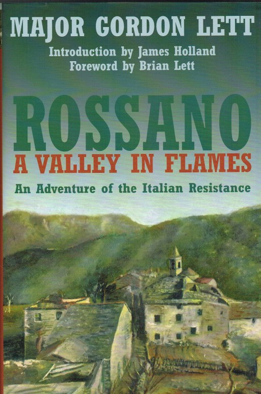 Image for ROSSANO : A VALLEY IN FLAMES - A STORY OF THE ITALIAN RESISTANCE