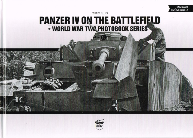 Image for PANZER IV ON THE BATTLEFIELD