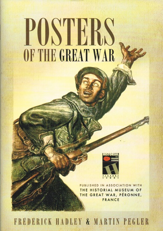 Image for POSTERS OF THE GREAT WAR