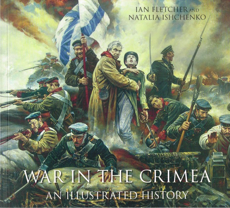 Image for WAR IN THE CRIMEA : AN ILLUSTRATED HISTORY