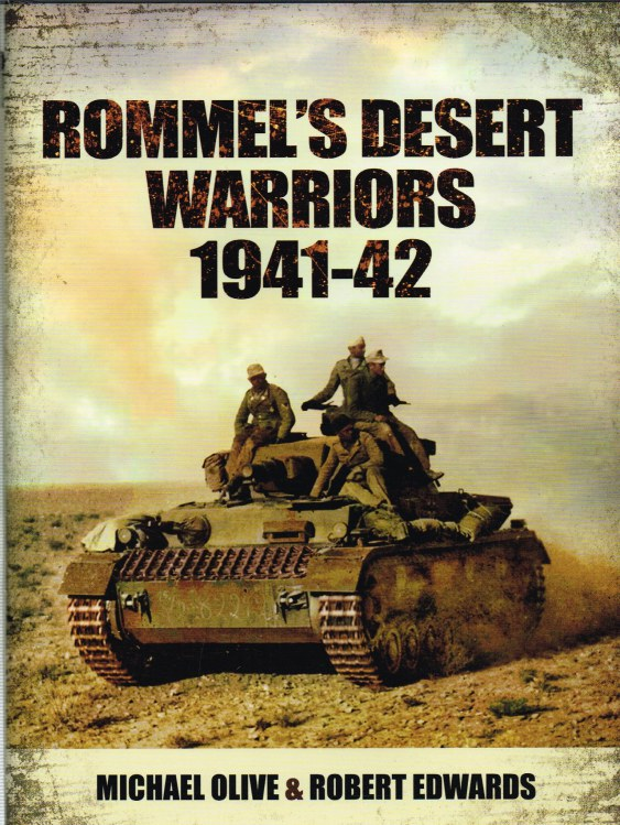 Image for ROMMEL'S DESERT WARRIORS 1941-42