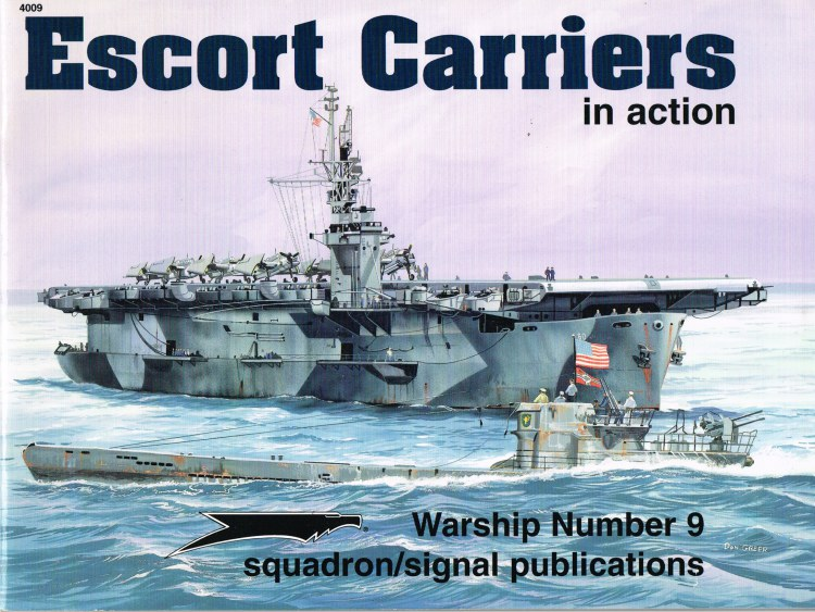 Image for ESCORT CARRIERS IN ACTION