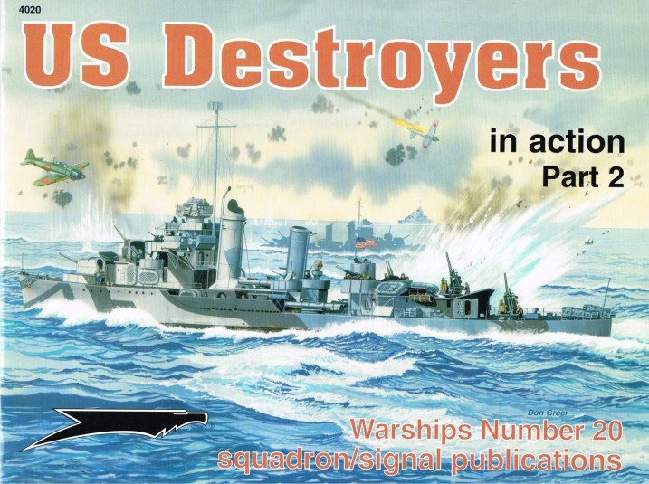 Image for US DESTROYERS IN ACTION PART 2