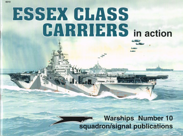Image for ESSEX CLASS CARRIERS IN ACTION